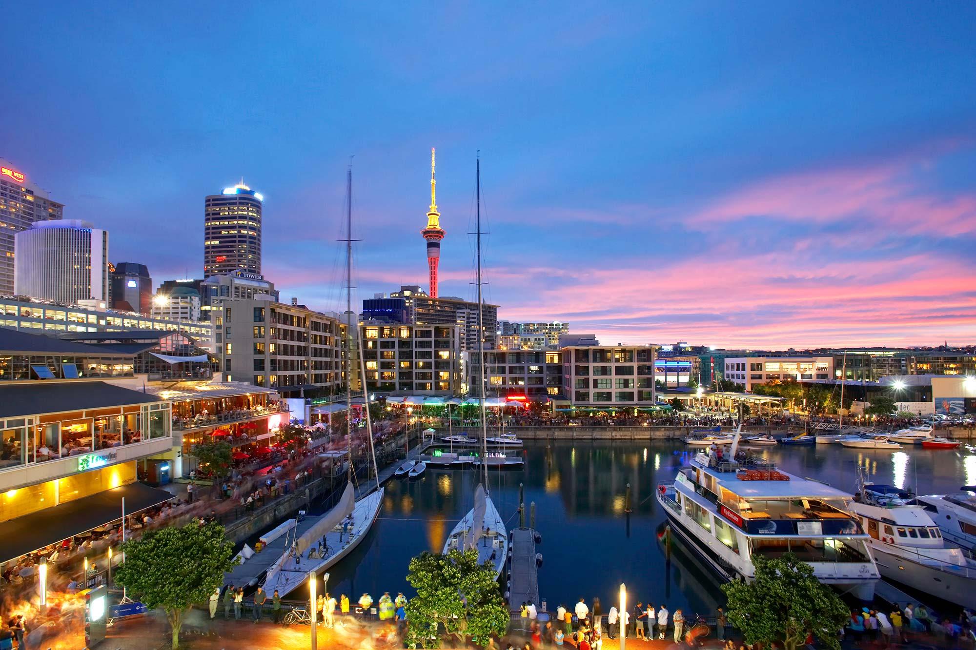 Auckland-New-Zealand